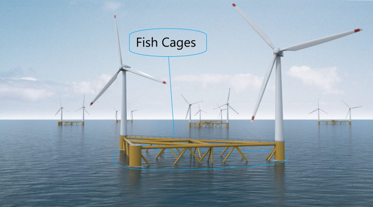 Fish Cages Idea with Generation 1